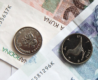 Euro in Kuna wechseln
