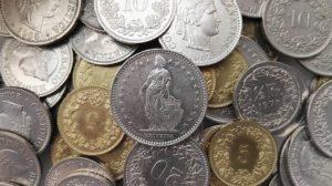 Schweizer Geld umtauschen