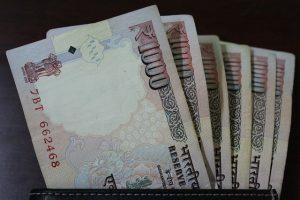 Indien Geld umtauschen